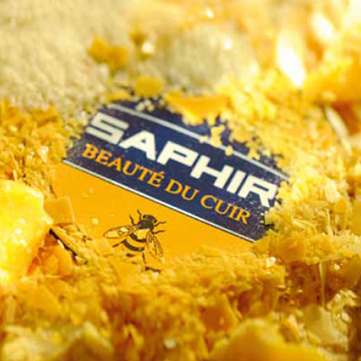 SAPHIR Beauté дю CUIR